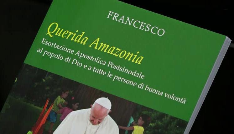 """""""QUERIDA AMAZONIA = CHÈRE AMAZONIE"""" : L'Exhortation du Pape François plus ambigüe qu'il n'y paraît ! Sans-292"""