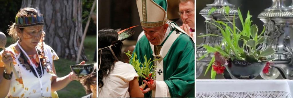SONDAGE : Rituel écologique païen dans les Jardins du Vatican sous les yeux du Pape François ! - Page 4 Sans-315
