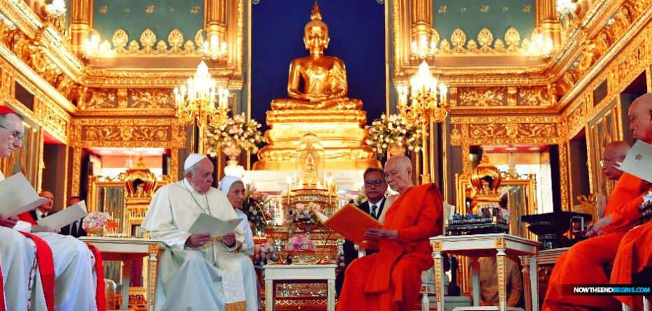 Lorsque toutes les Religions seront amenées sous le même toit, les gens auront peur de déclarer la V Sans-377