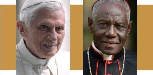 """""""QUERIDA AMAZONIA = CHÈRE AMAZONIE"""" : Benoît XVI appelle François à ne pas ordonner d'hommes mariés - Page 3 Sans-382"""