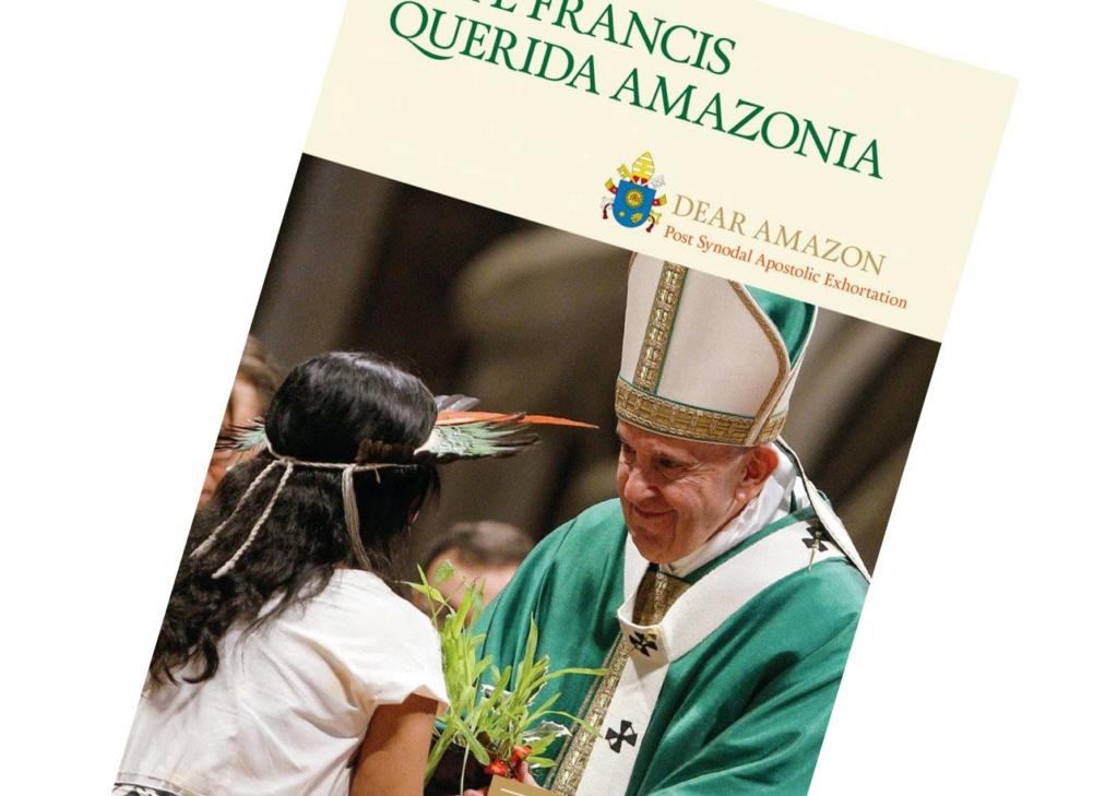 """""""QUERIDA AMAZONIA = CHÈRE AMAZONIE"""" : L'Exhortation du Pape François plus ambigüe qu'il n'y paraît ! Sans-402"""