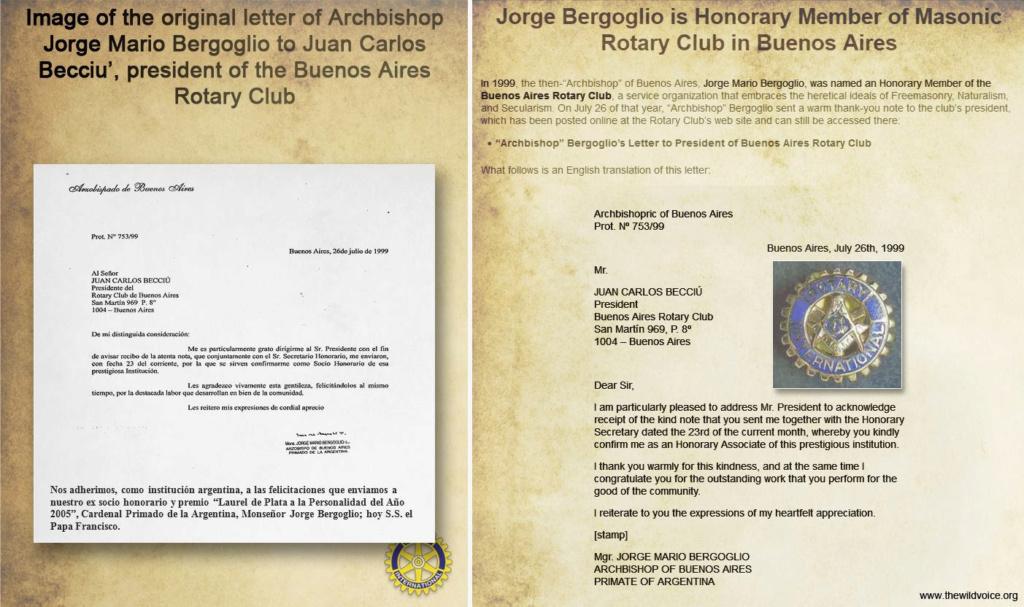 PROPHÉTIE ANNONCÉE ET RÉALISÉE : Dieu avait averti J. Leary que nous allions avoir un Anti-Pape Maço Sans-407