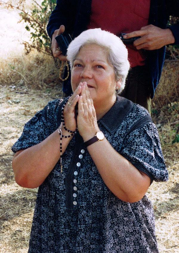 LUZ AMPARO CUEVAS - Vie en concubinage et Communion ! Sans-t29