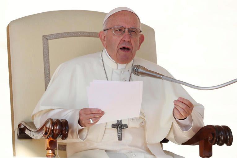 SYNODE AMAZONIEN - (SUITE D'AMORIS LAETITIA) : Nous conduira-t-il au Schisme de l'Église Catholique? Sans-t34
