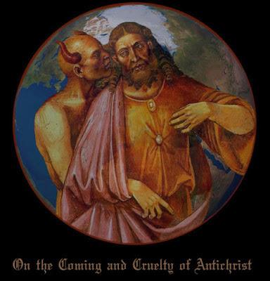L'ANTÉCHRIST vu par le Père Francis Hunolt, 1694-1746 ! Sans-t61