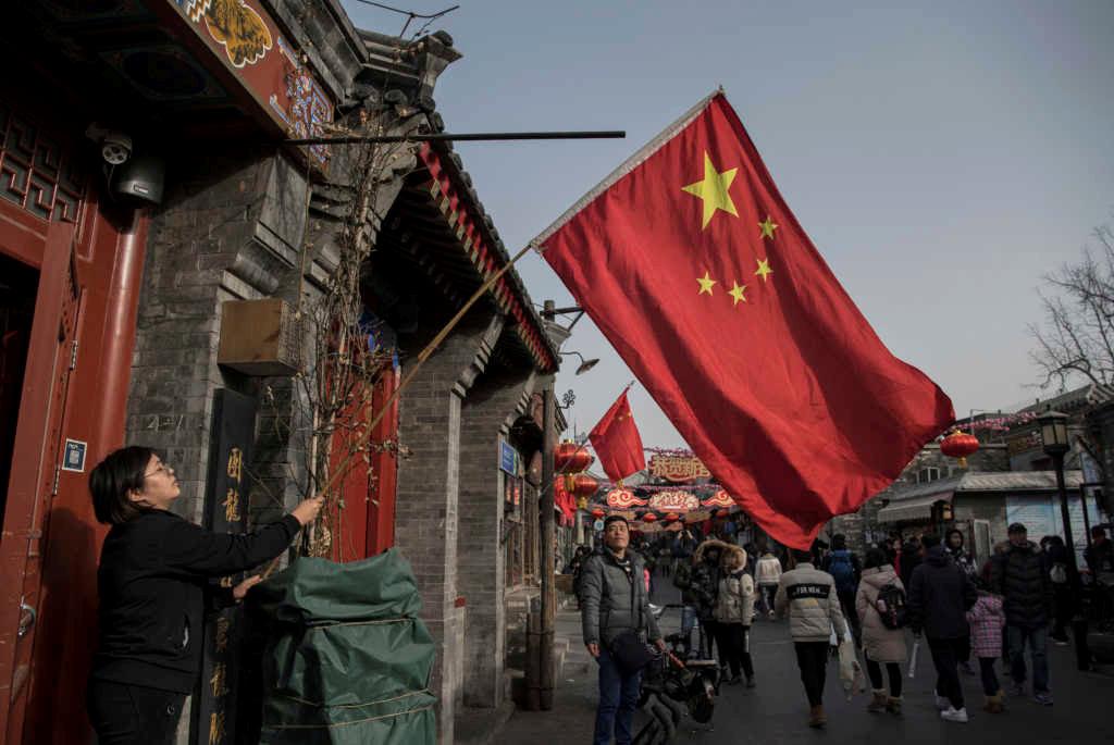 PERSÉCUTION : Les responsables chinois surveilleront et suivront les Chrétiens de Chine ! Sans-t63