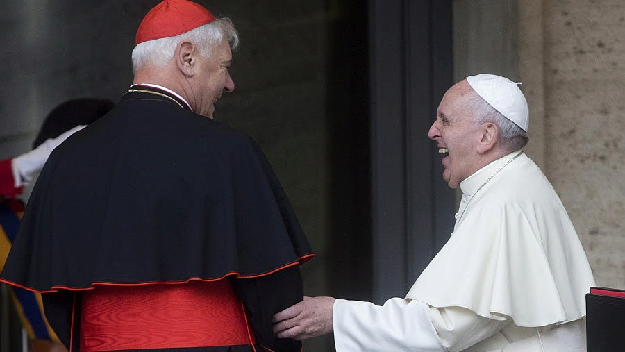 À PROPOS DU CARDINAL MÜLLER : Les analphabètes théologiques du Pape François ! Sans-t84