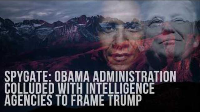 SPYGATE : La véritable histoire de collusion contre le Président Donald J. Trump ! Spygat10