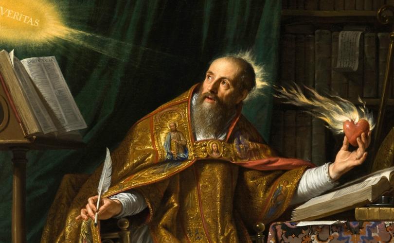 Facebook interdit une citation de Saint Augustin parce que c'est un discours de haine ! St_aug10