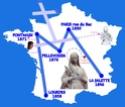 LES REFUGES : Lieux d'Apparitions de Marie (et de Jésus)