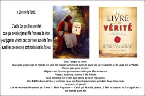 """Le volume quatre du """"Livre de la Vérité"""" est enfin disponible !"""