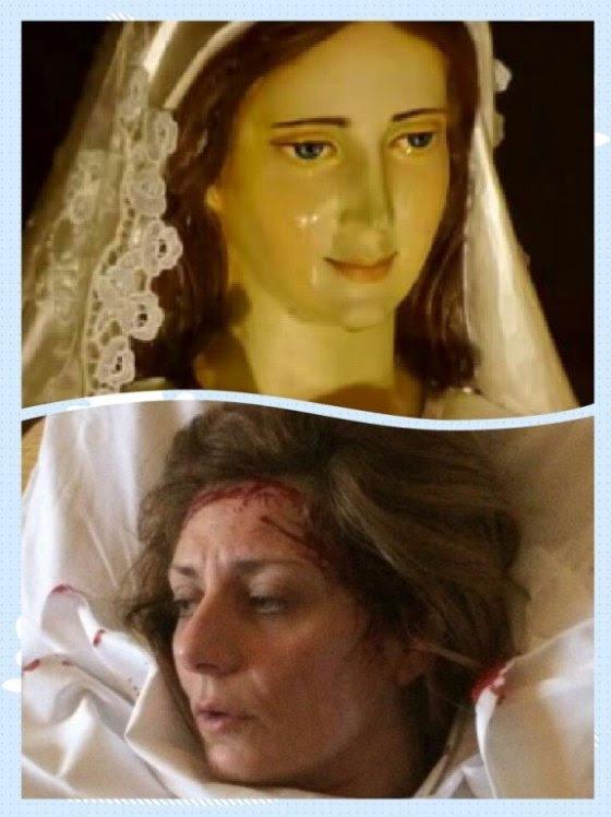 IMPORTANTE RÉVÉLATION de la Vierge de l'Eucharistie à Deborah de Manduria concernant le 3è Secret de Unnam115