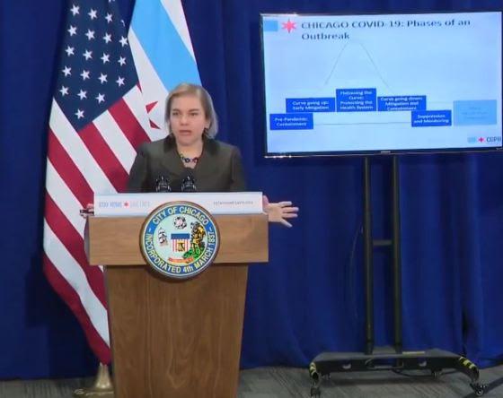 COVID-19 - CHICAGO : On confirme qu'un plan de vaccination de masse est déjà sur les rails ! Unnam116