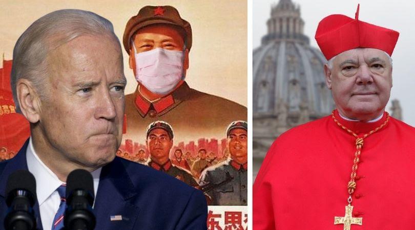 MGR MÜLLER : Si Joe Biden est élu, alors l'Antéchrist va appaaître plus vite pour la Dictature Mon Unnam143