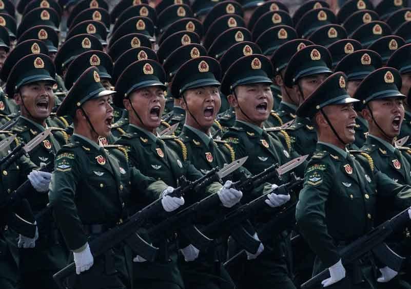 """Xi Jinping, Président de la Chine : """"Préparez-vous à une guerre totale à tout moment"""" ! Unnam190"""