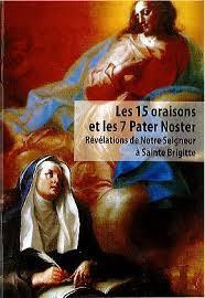 Personne de votre famille n'ira en Enfer si vous récitez les 7 Pater Noster de Sainte Brigitte ! Unnam412
