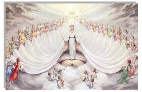 Dans les Refuges, faites introniser Marie Reine Immaculée de l'Univers pour votre sécurité ! Unnam683