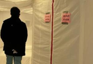 CANADA : un centre de détention COVID qui ressemble à une prison ! Unname19
