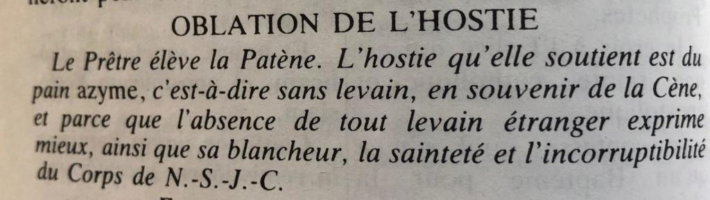 """Changer """"la matière de l'Eucharistie"""" annonce-t-il l'introduction de la Nouvelle Religion Mondiale ? Unname31"""