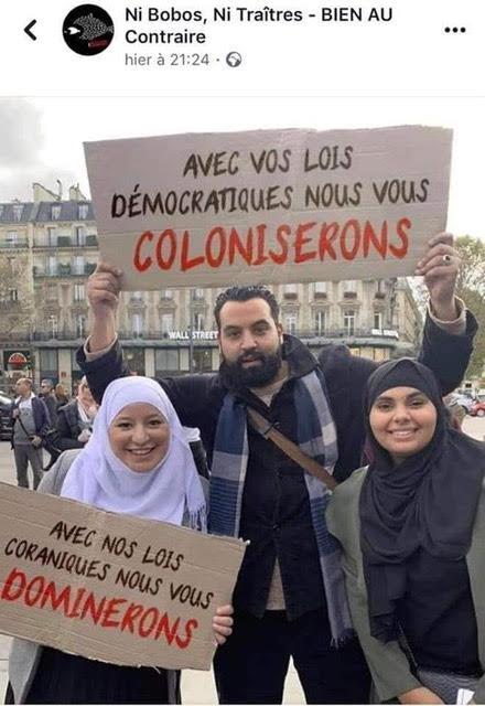 Quand la France deviendra musulmane - Les traîtres sont parmi nous ! Unname63