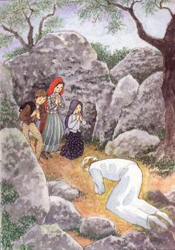 Message de la Reine du Rosaire et de la Paix – 13 05 2020 L'Église, Épouse de mon Divin Fils, l'Agne Unname94