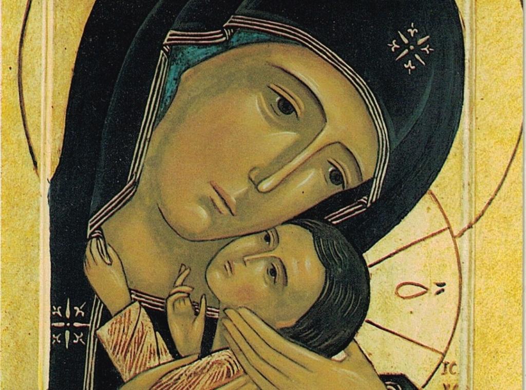 Dans le Temps de la Grande Abomination, Marie nous enseigne la Prière pour faire la Communion Spirit Vierge10