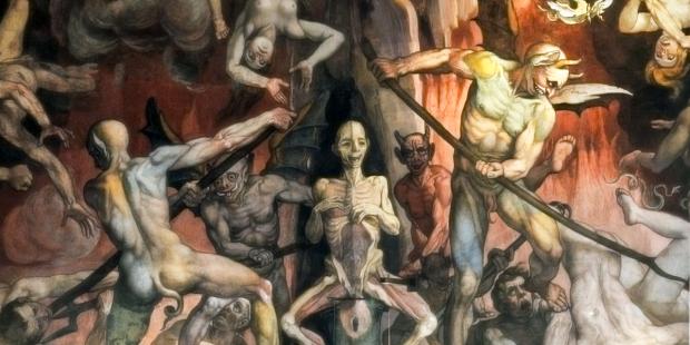 CARBONIA - À la vision fatale de ces démons, les fils de Dieu imploreront Sa Miséricorde ! Web3-t12