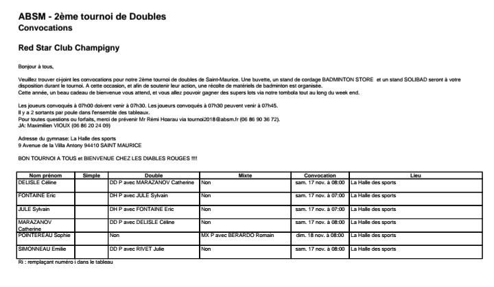 saint-maurice doubles, 17-18 novembre 20181110