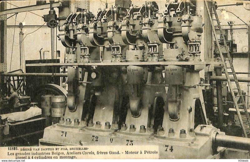 moteur - Cartes postales anciennes (partie 2) - Page 7 023_0010