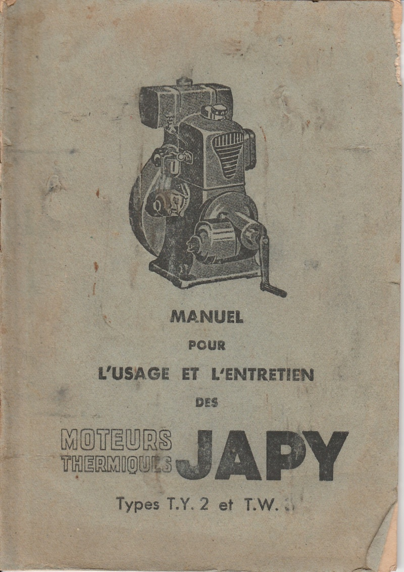 Japy - japy tw3 111