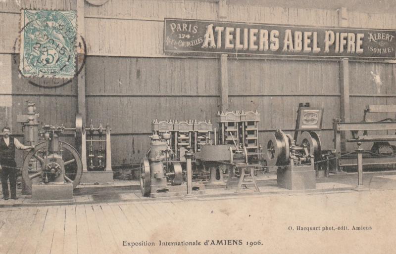 moteur - Cartes postales anciennes (partie 2) - Page 4 119_0012