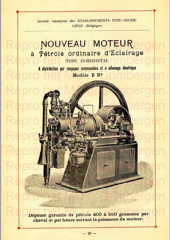 moteur - Moteur de fortification : le Fétu-Defize de Loncin.  - Page 2 1712