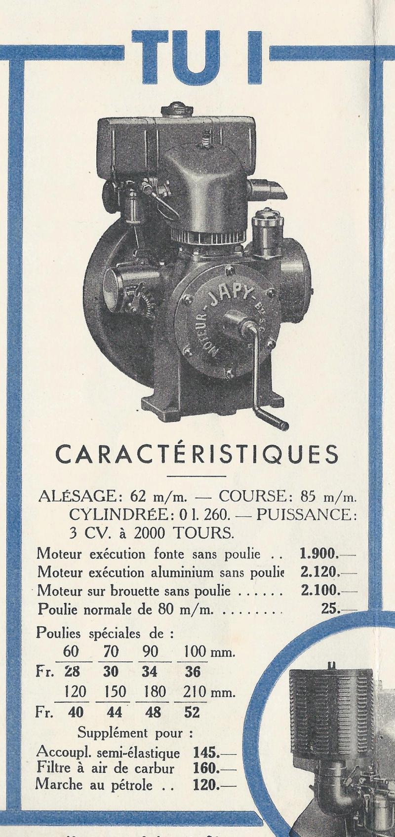 Japy - (Recherche) Soupape moteur japy tui 1934_210