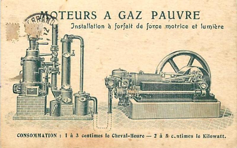 moteur - Cartes postales anciennes (partie 2) - Page 8 257_0010