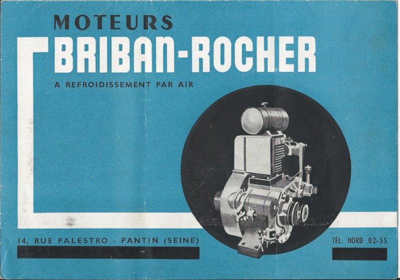 moteur - Moteur Briban Rocher 317