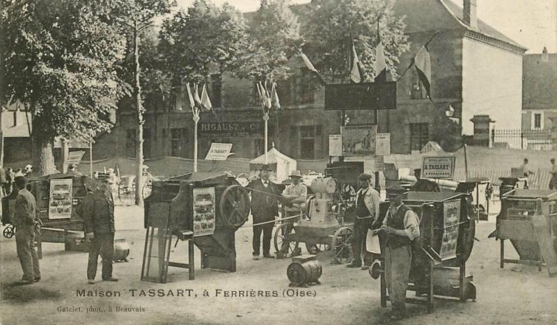 Cartes postales anciennes (partie 2) - Page 2 452_0012
