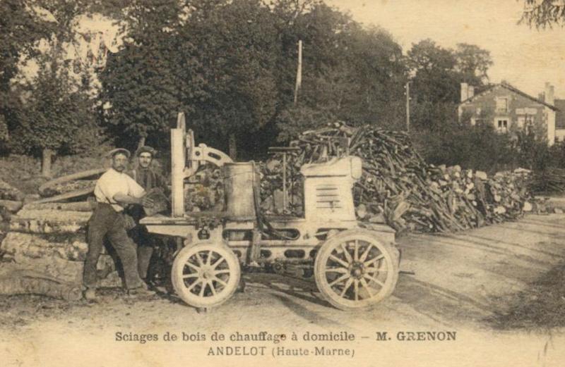 moteur - Cartes postales anciennes (partie 2) - Page 7 458_0010