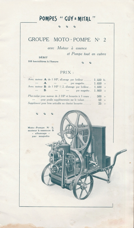 Japy - TRAVAIL POUR L'HIVER: JAPY - G.M. 12E 517