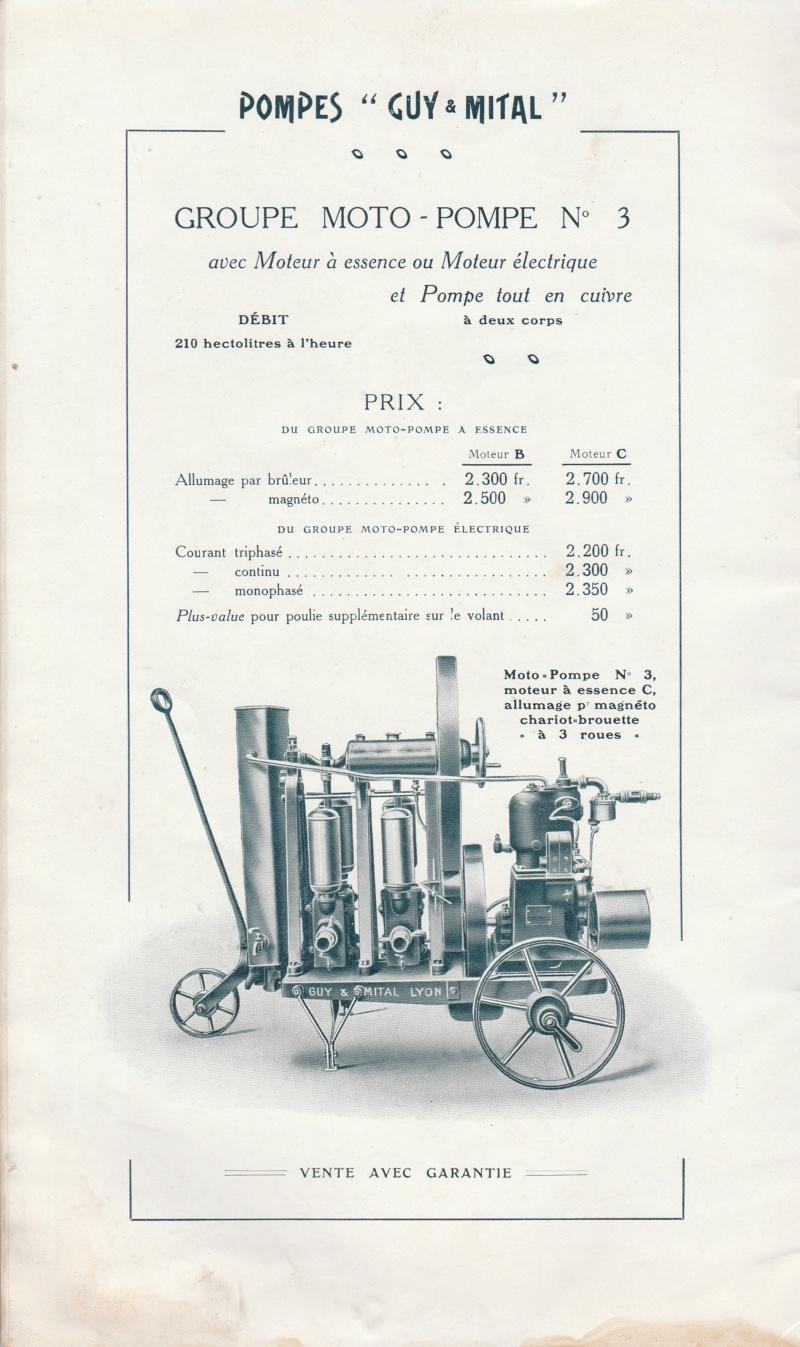 Japy - TRAVAIL POUR L'HIVER: JAPY - G.M. 12E 614