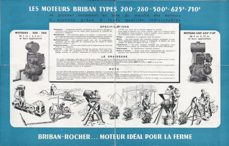 moteur - Moteur Briban Rocher 6ter10