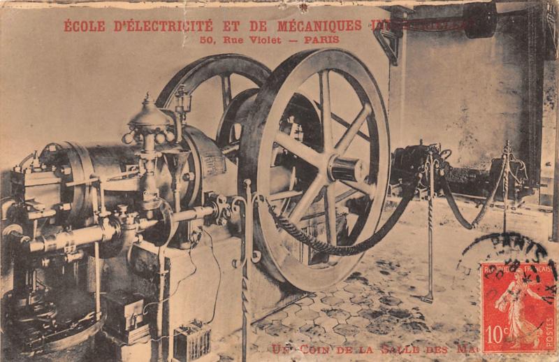moteur - Cartes postales anciennes (partie 2) - Page 6 922_0010