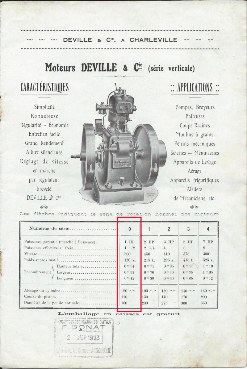 Deville N °0 9_011