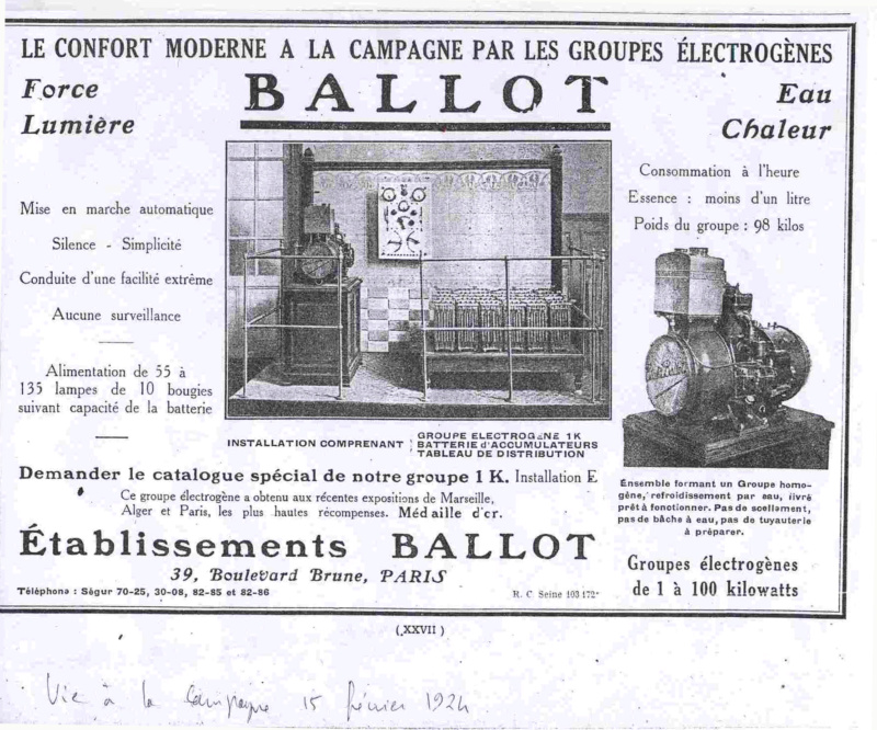 Musée 1900 à Uzès (Gard) - Page 2 Ballot10