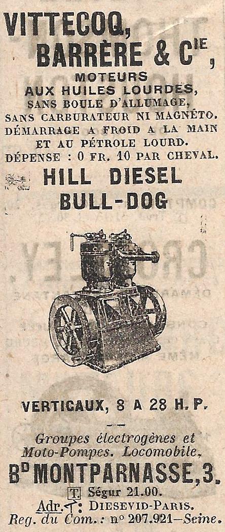 Bull Dog, Hill Bull_d10