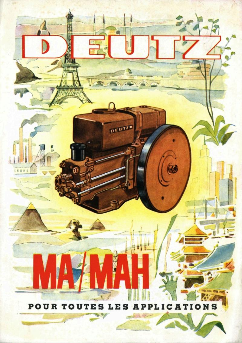 suite au cartes postal   quelle est se moteur de  moto scie  Deutz_11