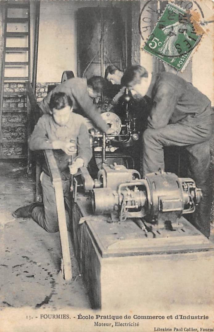 moteur - Cartes postales anciennes (partie 2) - Page 7 Dzomon12