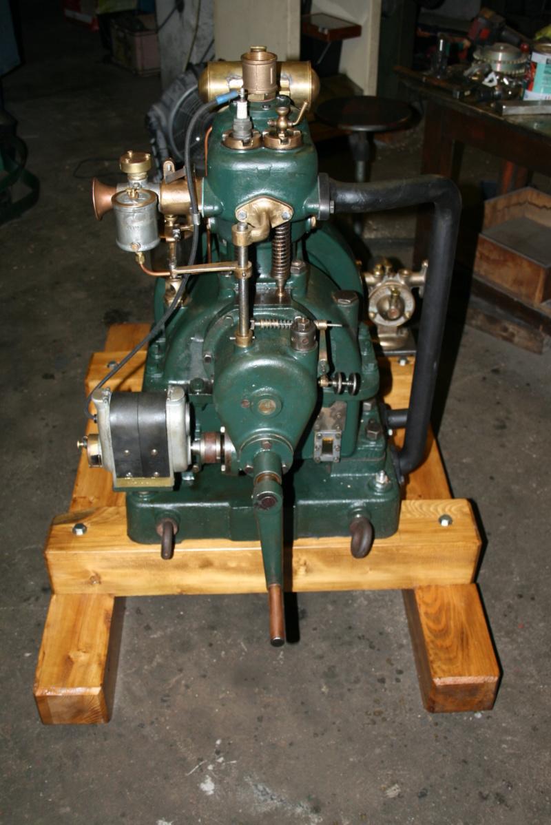 moteur - présentation et identification moteur ASTER  usine plâtriére Img_3496