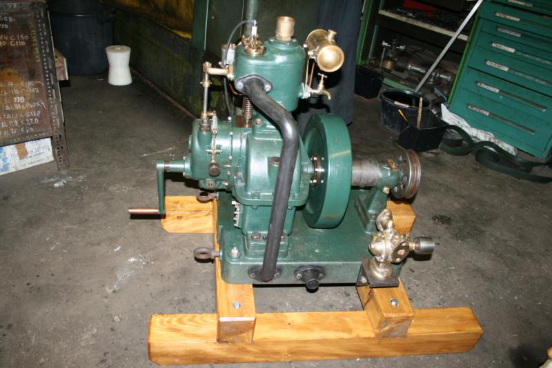 moteur - présentation et identification moteur ASTER  usine plâtriére Img_3497