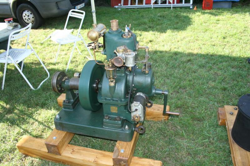 moteur - présentation et identification moteur ASTER  usine plâtriére Img_3498