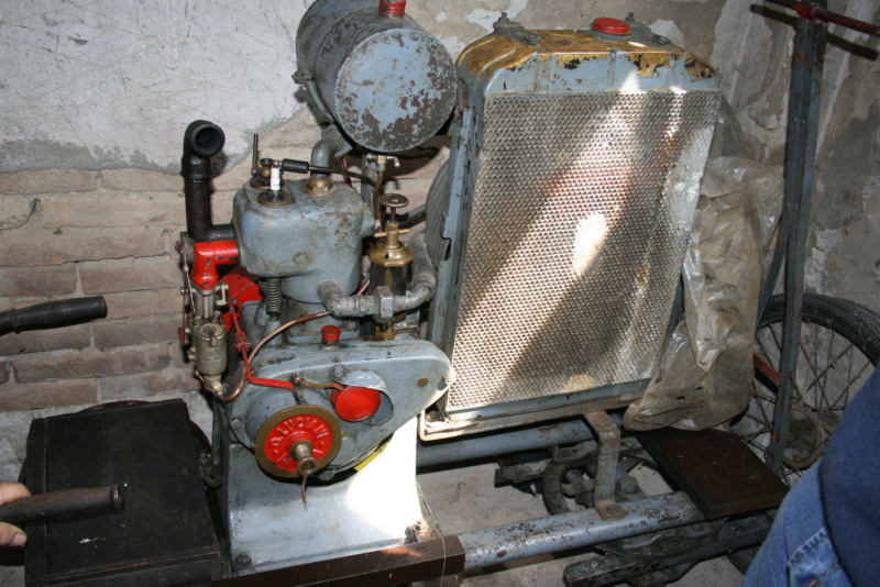 restauration - Restauration moteur ORESTE LUCIANI HP 6/8 Img_4035